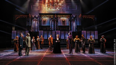 The Moscow Times: 'Anna Karenina' the Musical Arrives on the Moscow Stage'